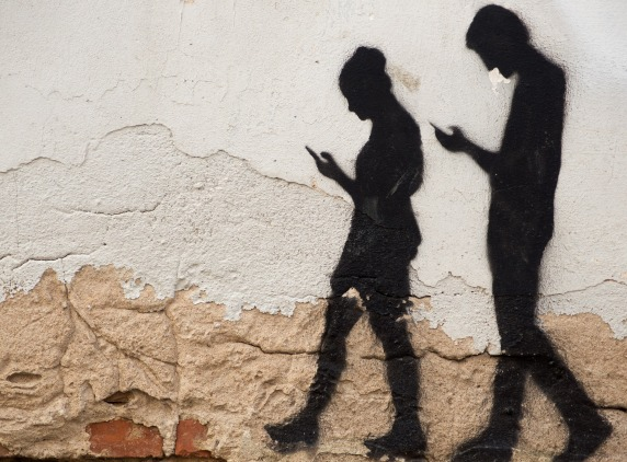 Walking With Mobile Phone.jpg